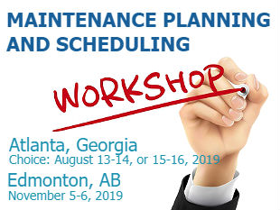 Richard Palmer Maintenance and Planning Scheduling Workshop